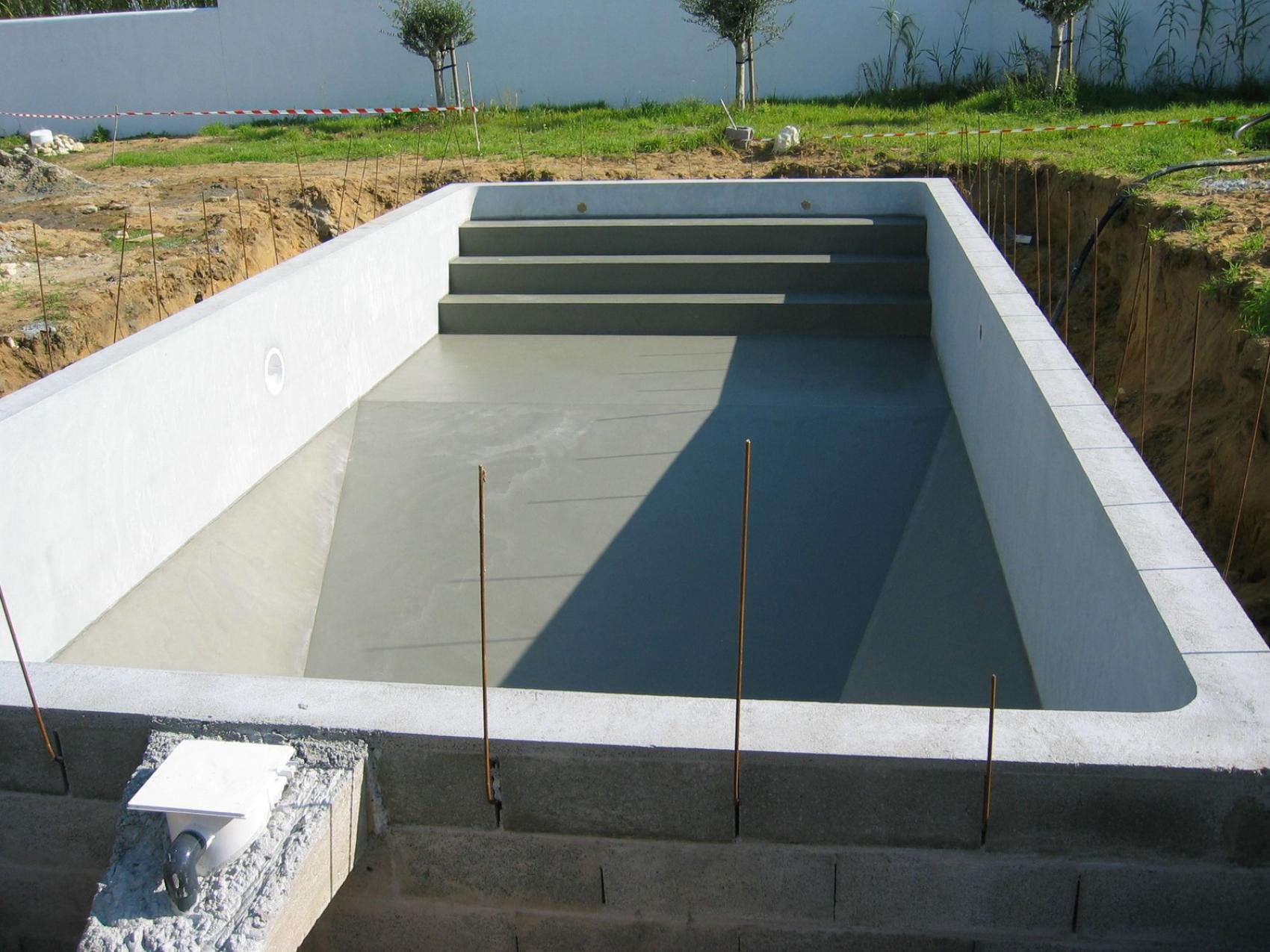 Entreprise construction piscine